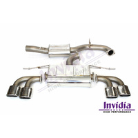Invidia VW MK7 Golf R Q300 Cat Back System