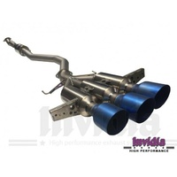 Honda Civic 17+ FK8 Type R TITAN G5 Cat-back exhaust R400 FULL TITANIUM