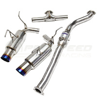 Invidia Nissan 350Z Dual N1 Ti Ti Cat back Exhaust
