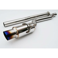 Invidia EVO X N1 Titan Tip Cat back Exhaust