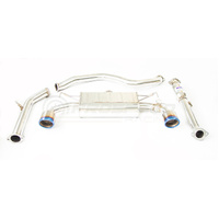 Invidia Q300 Hyundai I30n Cat back Exhaust with TI Tips