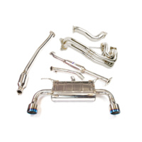 Invidia Q300 HEADER back Exhaust Combination - suit Subaru BRZ / Toyota FT86 70mm
